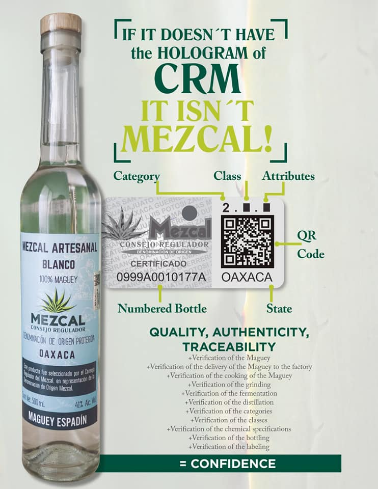"Mezcal Regulatory Council's sanctioned by Mexican government for ""deceptive, abusive"" PR campaign."